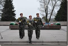 Команда  СОШ № 76