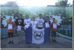 Участники соревнования
